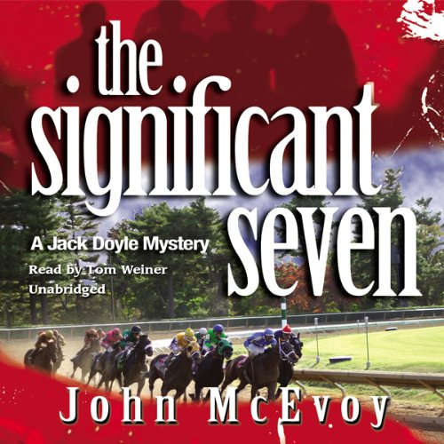 The Significant Seven audiobook cover art