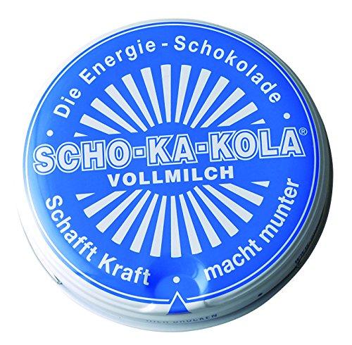 Cioccolato al latte alla caffeina tedesco Scho-Ka-Kola (1)