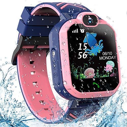 Reloj gps para niños con rastreador