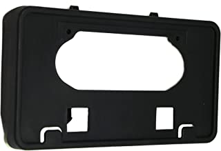 JSP Manufacturing Aftermarket Replacement fits Ford F150 Front Bumper License Plate Holder Mounting Bracket 09-14 9L3Z17A385A