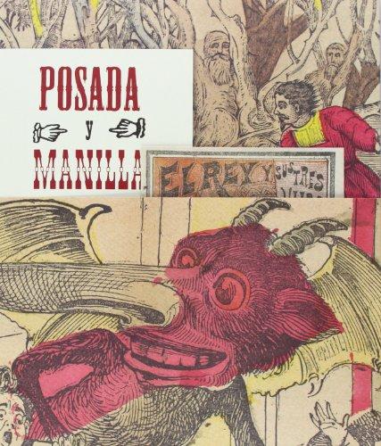 POSADA Y MANILLA: Artistas del cuento mexicano: 15 (Biblioteca Ilustradores Mexicanos)