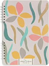 Alibabette Editions Paris Lola Spiral Exercise Notebook, 128 Pages, 8.25 by 6.25