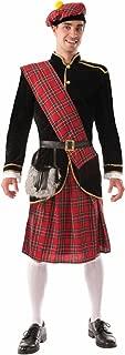 Scotsman Traditional Kilts Adult Costume
