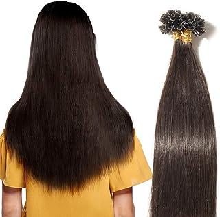 Extension cheveux keratine socap