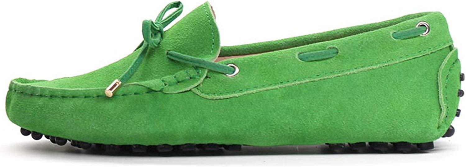 Spring Summer Women Moccasins Leather Women Flat shoes Casual Loafers Slip On Driving shoes