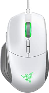 Razer Basilisk Gaming Mouse: 16,000 DPI Optical Sensor - Chroma RGB Lighting - 8 Programmable Buttons - Mechanical Switche...