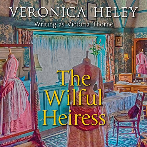 The Wilful Heiress cover art