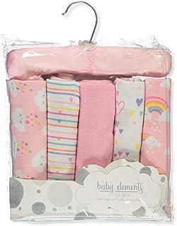 Baby Elements 6 Piece Receiving Blankets