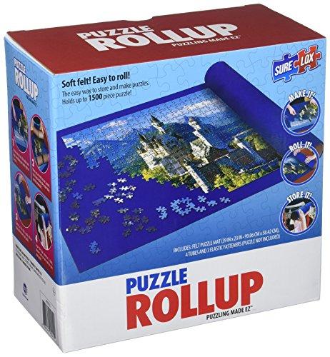 Sure Lox Puzzle Rollup