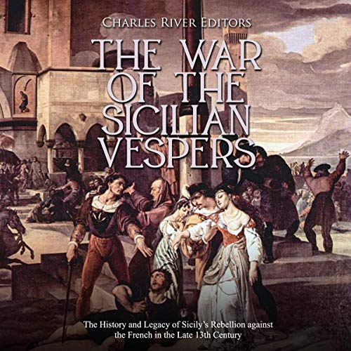 The War of the Sicilian Vespers  By  cover art