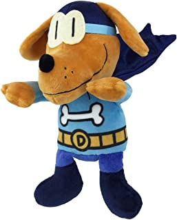 MerryMakers Dog Man Bark Knight Doll, 9-Inch