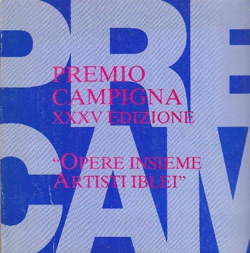 Premio Campigna XXXV Edizione