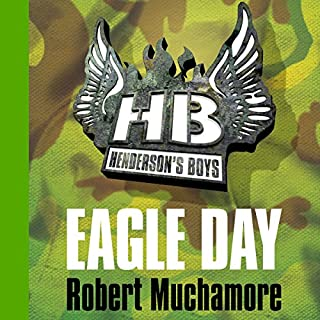 Henderson's Boys: Eagle Day audiobook cover art