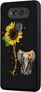 LG V30 / LG V30 Plus/LG V30s / LG V35 / LG V35 ThinQ Case, Slim Anti-Scratch TPU Rubber Protective Case Cover for LG V30 -...
