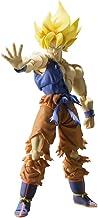 Figurine 'Dragon Ball Z' - Super Saiyan Goku Awakening - Jaune [Edizione: Francia]