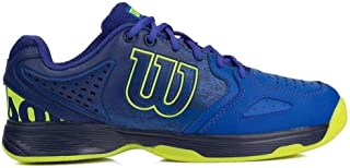 Tênis Wilson K Energy Masculino Azul e Verde