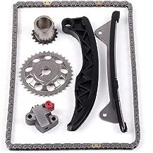 CCIYU Timing Part 05187 Timing Chain Tensioner Guide Rail Cam Gear Crank Gear fits Toyota Yaris Aygo Passp Daihatsu 1.0L 1KR-FE 2005 Daihatsu Boon