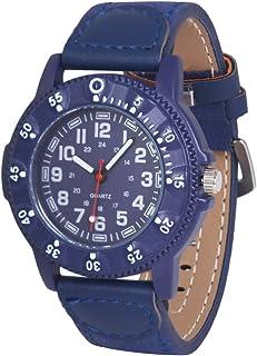 WOLFTEETH 腕時計 スポーツウォッチ ミリタリー クオーツ アナログ 防水 時計 旅行 カジュアル アウトドア メンズ 男の子 3063