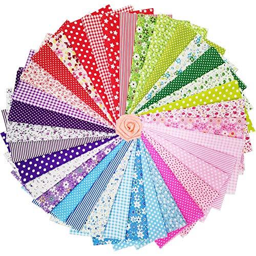 ZGXY Fabric, 35 pcs/lot Top Cotton 9.8