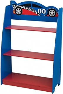 KidKraft Racecar Bookcase (Discontinued by Manufacturer)