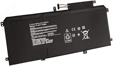 Etechpower 11.4V 45Wh 3830mAh Replacement Laptop Battery C31N1411 for ASUS U305F Series OB200-01180000M