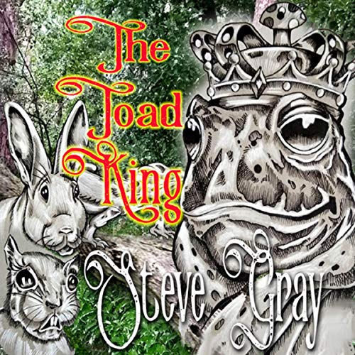 The Toad King  By  cover art
