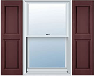double wide exterior shutters