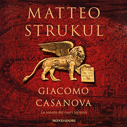 Giacomo Casanova copertina