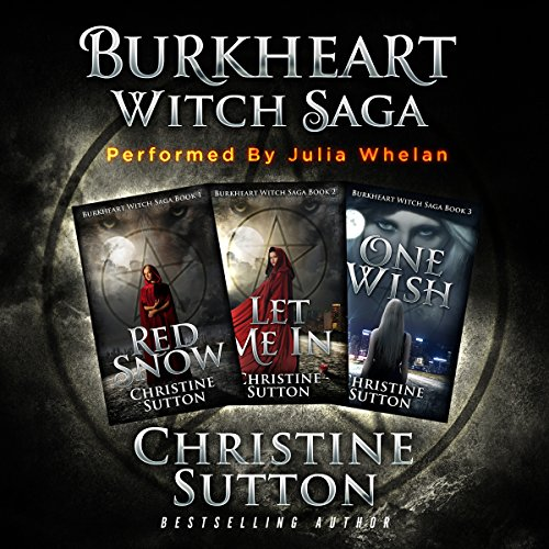 Burkheart Witch Saga Box Set, Books 1-3 cover art