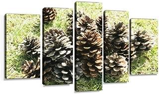 松ぼっくり 秋 芝生 まつぼっくり 公園 自然 バックグランド 大写し 何人もありません 葉 木材 木 季節 円錐 草 キャンバスアート アートボード 壁掛け装飾 おしゃれ 部屋飾り インテリアパネル 絵画 ポスター 木枠付きの完成品