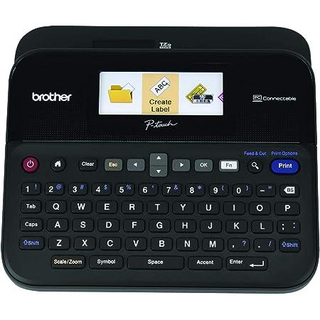 Brother P-Touch P710BT Cube Plus Etichettatrice Bluetooth Provenienza Germania