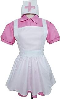 pink smurf costume