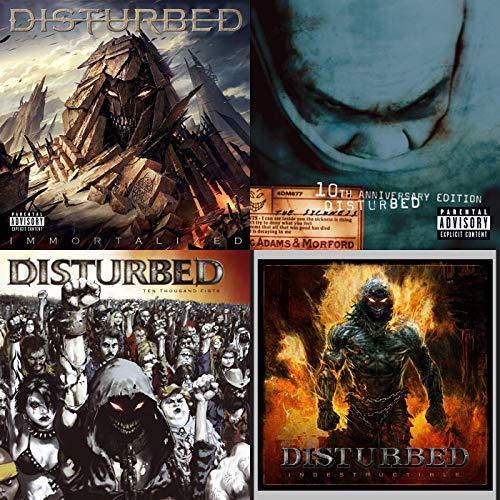 Disturbed: Hits
