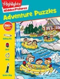 Adventure Puzzles (Highlights Sticker Hidden Pictures) [Idioma Inglés]