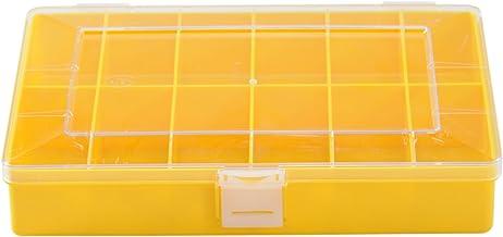 hünersdorff Assortimentskast: stabiele sorteerbox (PS-Compact) met vaste vakverdeling (12 vakken), afmetingen sorteerdoos:...
