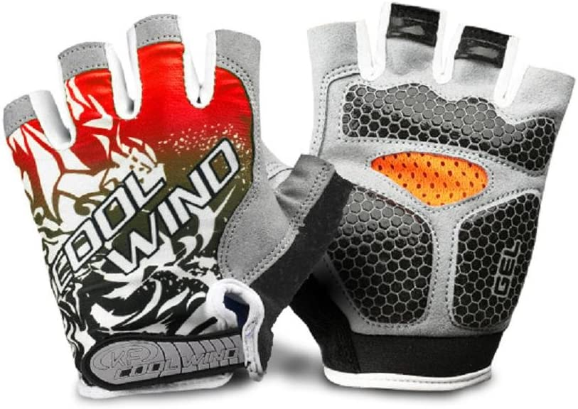 Lorsoul Cycling Spring new work one after another Ranking TOP3 Gloves for Men's with Biking Breath Ultra