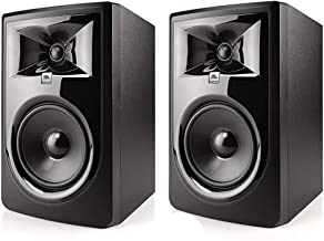 "JBL Professional 306P MkII Next-Generation 6"" 2-Way Powered Studio Monitor (306PMKII) (Pair)"