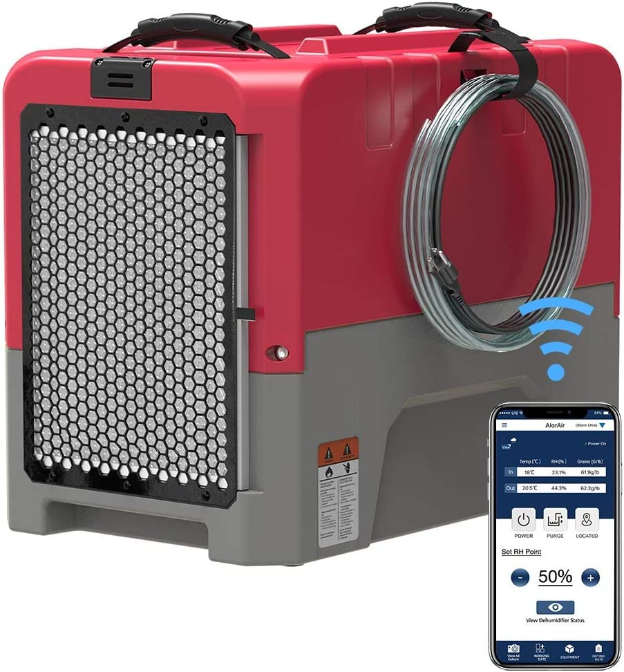Max 89% OFF ALORAIR 67% OFF of fixed price Storm LGR Extreme Smart Commercial Dehumidifier wit WiFi