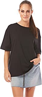 Cheap Monday Up tee Women T shirt Black XS