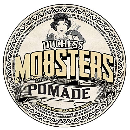 Mobsters Ladies Hair Pomade Strong Hold Water Based Deluxe Matt Finish Hair...