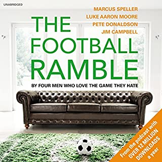The Football Ramble cover art