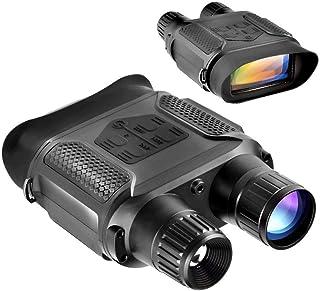 OaLt-t Visor de Rango infrarrojo Digital para visión Nocturna - 1280x720p Grabador de cámara HD Ocular Ajustable (NV400) Zoom 7 Veces Visión Nocturna