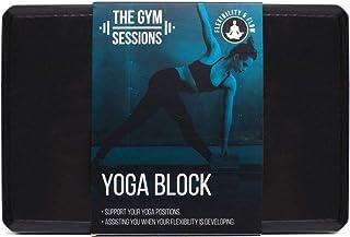 YOGA blok (zwart) - 23 x 15 x 8 cm