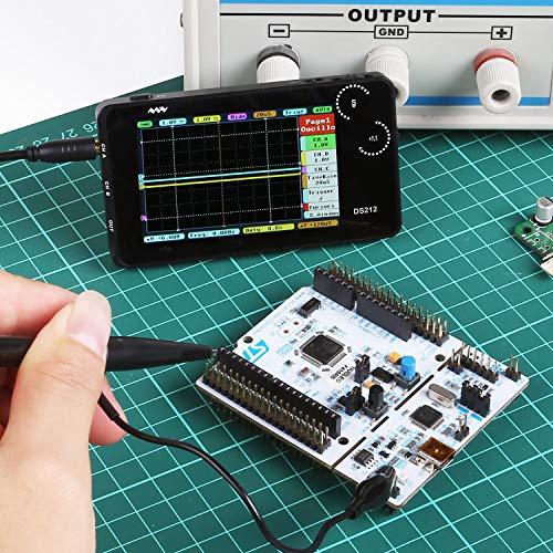 SainSmart Mini oscilloscope digital DS212 – 2 canaux 1M 10MSa / s