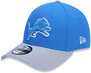 BONE 9FORTY ABA CURVA AJUSTAVEL DETROIT LIONS NFL ABA CURVA AZUL NEW ERA
