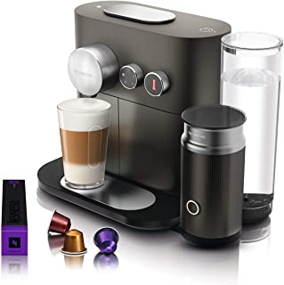 Nespresso 奈斯派索 Magimix Expert and Milk 咖啡机 灰色