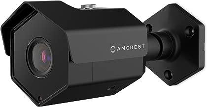 Amcrest ProHD Outdoor 1080P POE Bullet IP Security Camera - IP67 Weatherproof, 1080P (1920 TVL), IP2M-852E (Black)