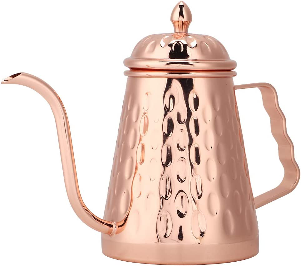 Hand Punch Coffee Store Pots Stainless Effe Steel Kettle Pouring Drip Challenge the lowest price of Japan