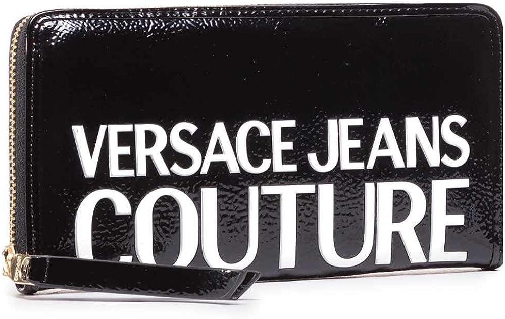 Versace jeans couture - portafogli porta carte di credito per donna E3VZAPP171412MI9