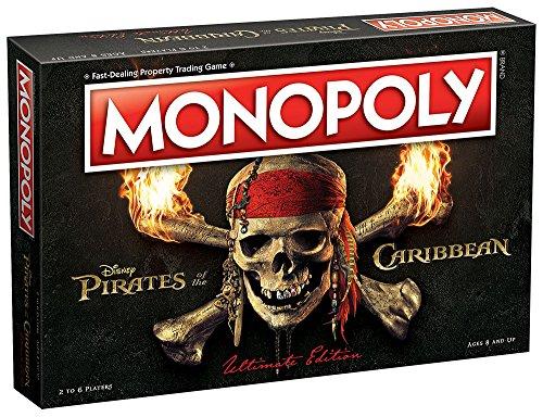 Monopoly: Pirates des Caraïbes Édition Ultime (Pirates of the Caribbean) - 0